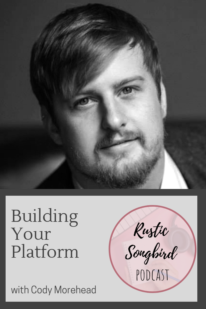 Building your music platform, Cody Morehead