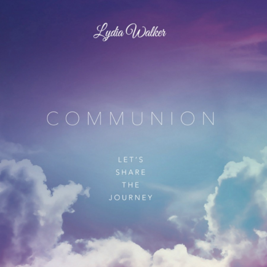 communion album cover blue sky with clouds